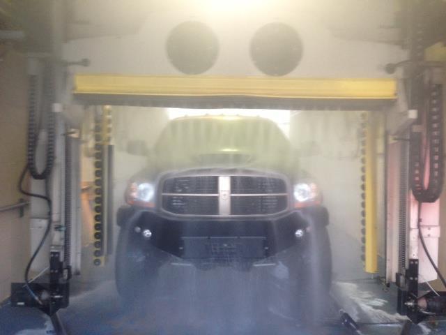 Truck Car Wash Near Me >> Green Wash